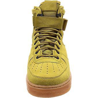 Nike Men's SF AF1 Mid Basketball Shoe 9 Green