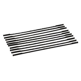 Scroll savklinger 130mm 10pk-14tpi