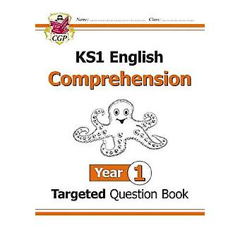 KS1 English Targeted Question Book Comprehension  Year 1