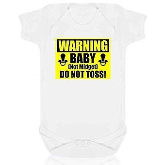 Bébé pas nain