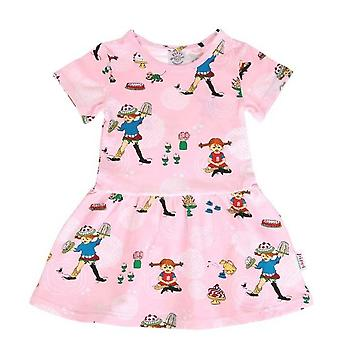 Robe rose Kalas Pippi
