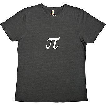 Pi Black 100% Recycled T-Shirt