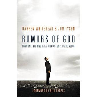 Rygter om Gud af Darren WhiteheadJon Tyson