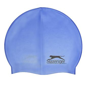 Slazenger Kids Silicone Swimming Cap Juniors