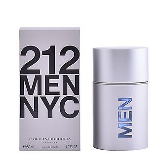 Miesten ' s haju vesi 212 NYC miehet Carolina Herrera EDT (50 ml)
