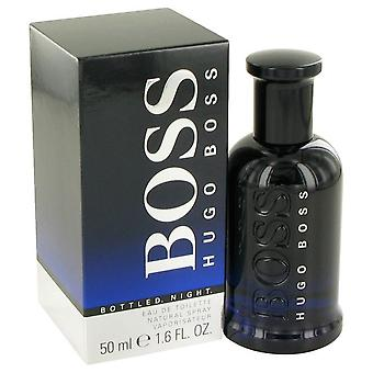 Boss Bottled Night Eau De Toilette Spray Von Hugo Boss 481863 50 ml