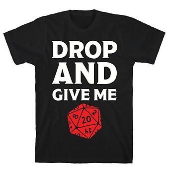Lâchez-moi et donnez-moi un t-shirt d20