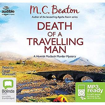 Matkustamisen miehen kuolema (Hamish Macbeth-murha mysteeri)