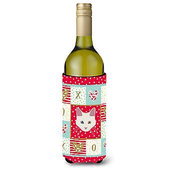 Aphrodite Giant Cat Wine Bottle Beverage Insulator Hugger