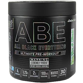 Applied Nutrition All Black Everything Pre-Workout Gin & Tonic 315g