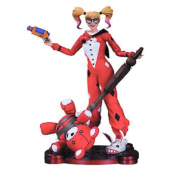 Batman Infinite Crisis Harley Quinn Pyjama Party Figur