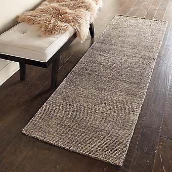 Weston WES01 Charcoal  Rectangle Rugs Plain/Nearly Plain Rugs