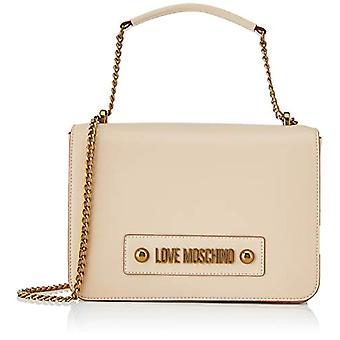 Love Moschino Jc4025pp1a Naisten Beige Crossbag Bag (Natural) 8x19x26 cm (L x K x L)