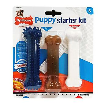 Nylabone valp Starter Kit S valp ekstrem / Dental (hunder, leker & Sport, tygge leketøy)