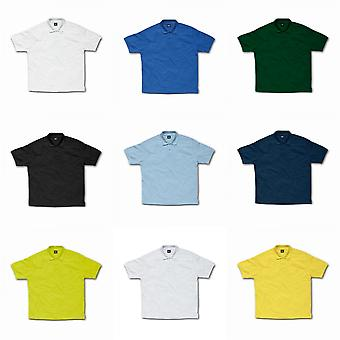 SG Ladies/Womens Polycotton Short Sleeve Polo Shirt
