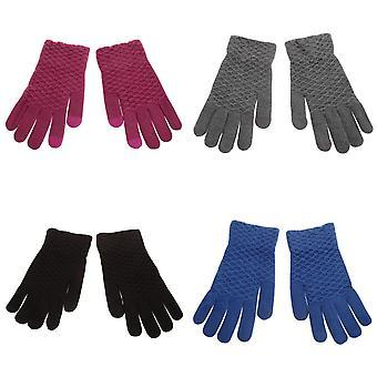 פוסברי נשים/כפפות מסך מגע לנשים