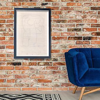 Paul Klee - Kindergarten 1939 Poster Print Giclee