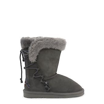 Laura Biagiotti Original Women Fall/Winter Ankle Boot - Grey Color 36447