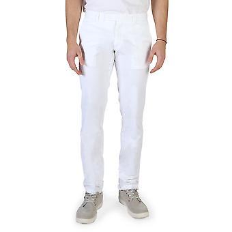 Armani Jeans Original Men Spring/Summer Trouser White Color - 57996