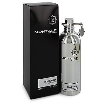 مونتالي المسك الأسود eau de parfum رذاذ (للجنسين) بواسطة مونتالي 543337 100 مل