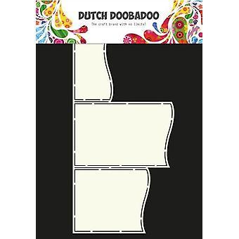 الهولندية Doobadoo الهولندية بطاقة الفن موجة A4 470.713.637