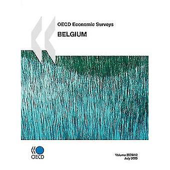OECD:s ekonomiska undersökningar Belgien 2009 av OECD Publishing