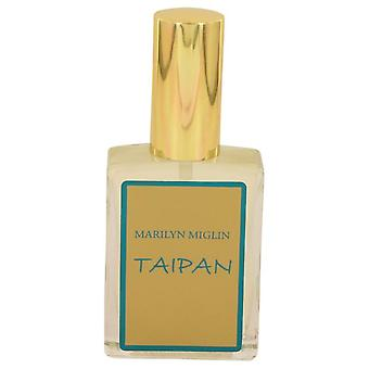 Taipan eau de parfum spray by marilyn miglin 534989 30 ml