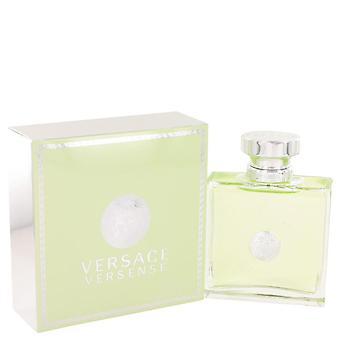 Versace versense eau de toilette spray by versace   462265 100 ml