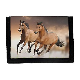 Portefeuille Brown Horses
