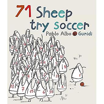 71 Sheep Try Soccer by Pablo Albo - 9780994289599 Book