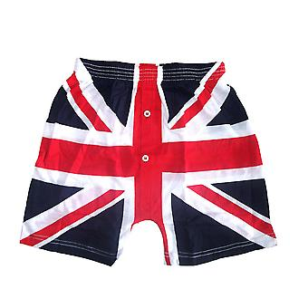 Union jack boxer pantaloncini british uk bandiera regalo perfetto