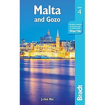 Malta & Gozo by Juliet Rix - 9781784770709 Book