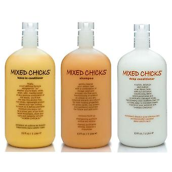 Mixed Chicks Ultimate Triple Pack