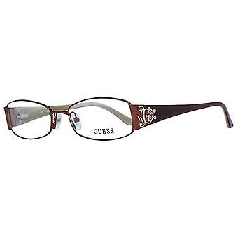 Quadro de óculos feminino Palpite GU2249-BRN-52 (ø 52 mm) Marrom (ø 52 mm)