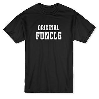 Original Funcle Grafik Herren T-shirt