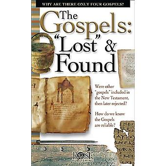Pamphlet - Gospels Lost & Found by Dr Timothy Paul Jones - 9781596