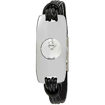 Calvin Klein K1D23608 Connect Silver Dial Women's Watch