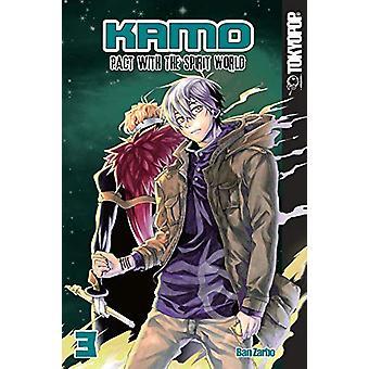 Kamo - Pact with the Spirit World manga volume 3 (English) by Ban Zarb