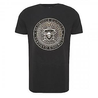 Glorious Gangsta Abila Black Stretch T-shirt