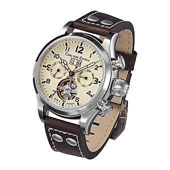 Carl of Zeyten men's watch wristwatch automatic Wutach CVZ0025CR