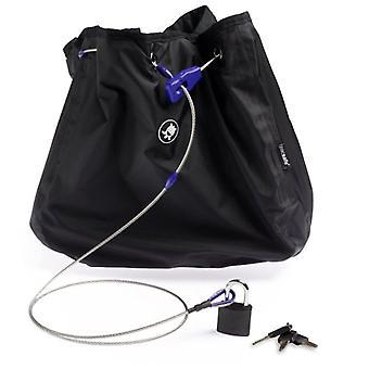 Pacsafe Black Women's Handbag Black 25-Liter
