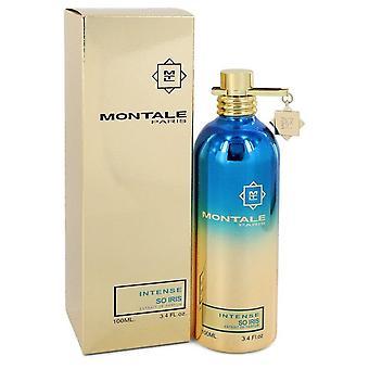 Montale Intensive So Iris Eau De Parfum Spray (Unisex) von Montale 3,3 oz Eau De Parfum Spray