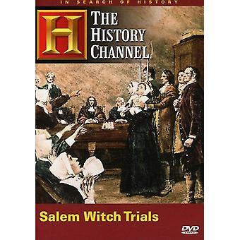 Proeven van de heks van Salem [DVD] USA importeren
