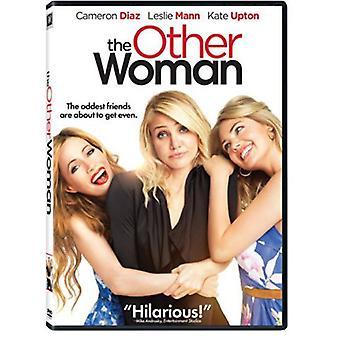 Toinen nainen [DVD] Yhdysvallat tuoda