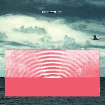 Generationals - Heza [CD] USA import