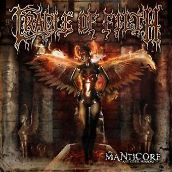 Cradle of Filth - Manticore & Other Horrors-Deluxe Edition [CD] USA import