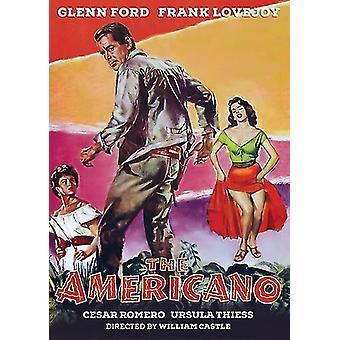Americano (1955) [DVD] USA import