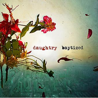 Daughtry - Baptized [CD] USA import