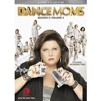 Dance Moms: Vol. 2-Season 2 [DVD] USA import