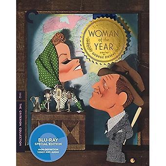 Kvinde af året [Blu-ray] USA importen